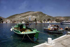 Το Καστελόριζο... επικάθεται στην τουρκική υφαλοκρηπίδα