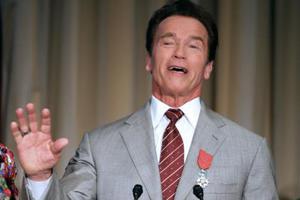 Πιάνει ξανά δουλειά ο Arnold Schwarzenegger!