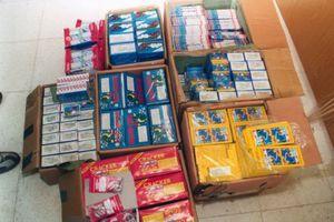 Συνελήφθη για παράνομη πώληση βεγγαλικών