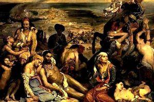Βάζουν στην αποθήκη τη «Σφαγή της Χίου»