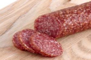 Σαλάμι με κρέας αλόγου στη Βρετανία