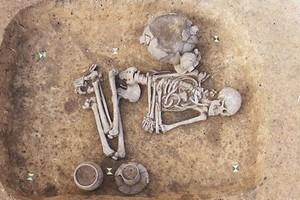 Οστά ερμαφρόδιτου ηλικίας 5.000 ετών