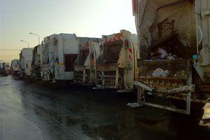 Περισσότερα από 500.000 για επισκευές σε απορριμματοφόρα