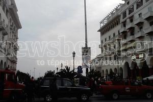 Λήξη συναγερμού στη Θεσσαλονίκη
