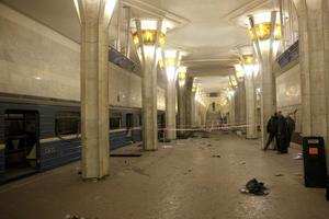 Βόμβα με TNT και μεταλλικές μπίλιες τίναξε στον αέρα το μετρό