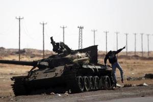 Η χρονιά των εξεγέρσεων στον αραβικό κόσμο