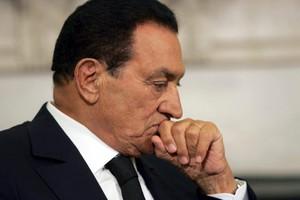 Συνένοχος στις δολοφονίες διαδηλωτών ο Μουμπάρακ