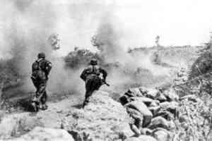 Τελετή μνήμης για τα θύματα της Μάχης της Κρήτης