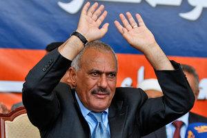 Φήμες ότι σκοτώθηκε ο πρόεδρος της Υεμένης