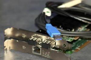 Επίσημα USB 3 και στην Intel
