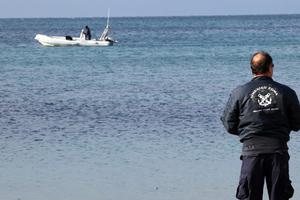 Έρευνες για τον εντοπισμό σκάφους με δύο επιβαίνοντες στη Σαντορίνη