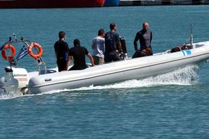 Ακυβέρνητο σκάφος στην Αμοργό