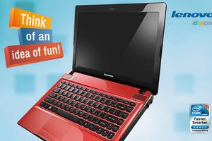 Αποκτήστε δύο φορητούς υπολογιστές IdeaPad Lenovo!