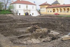 Ερείπια ναού του 10ου αιώνα ήρθαν στο φως