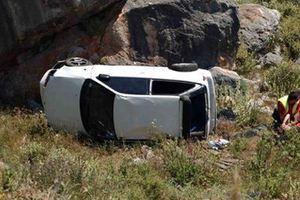 Γαλλίδα τουρίστρια έπεσε με το αυτοκίνητό της σε χαράδρα στο Ηράκλειο