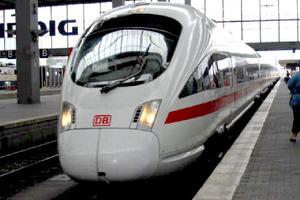 Χειρόφρενο στα τρένα της Γερμανίας
