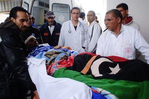 Ο ΟΗΕ στέλνει τρόφιμα στη Λιβύη