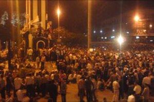 Πυρ εναντίον διαδηλωτών στη Συρία