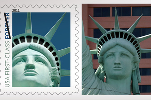 Έβαλαν λάθος άγαλμα στο γραμματόσημο!