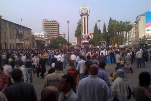 «Ένοπλη εξέγερση» στη Συρία