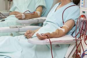 Αρνούνται να μπουν για αιμοκάθαρση