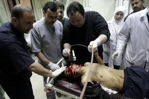 Επιθεωρούνται συριακά νοσοκομεία
