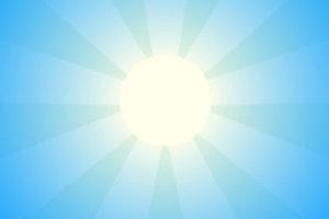Η Ελλάδα στο έλεος της ηλιακής ακτινοβολίας