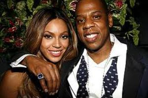 Jay-Z και Beyonce στο πριγκιπικό πάρτι