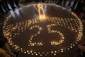Στο σημείο της τραγωδίας του Τσέρνομπιλ ο Μεντβέντεφ