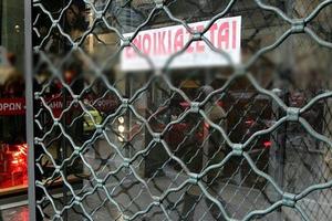 «Βουλιάζει» η αγορά του Ηρακλείου