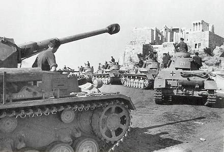 nazi%201 Σαν σήμερα το 1941 οι Γερμανοί εισέβαλαν στην Αθήνα