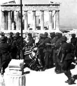 nazi%203 Σαν σήμερα το 1941 οι Γερμανοί εισέβαλαν στην Αθήνα