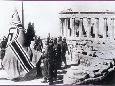 nazi%206 Σαν σήμερα το 1941 οι Γερμανοί εισέβαλαν στην Αθήνα