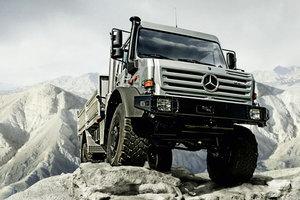 Το Mercedes Unimog γίνεται 60 ετών!