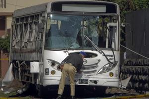 Έκρηξη βόμβας στο Πακιστάν