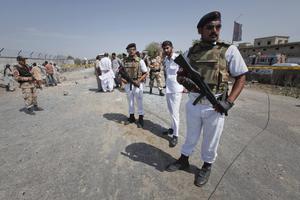Αιματηρή η επίθεση στο Πακιστάν