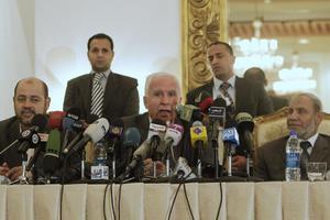 Ικανοποίηση στο Ιράν για τη συμφιλίωση Χαμάς-Φατάχ