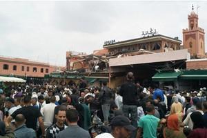 Επίθεση αυτοκτονίας το χτύπημα στο Μαρόκο