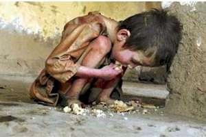 Ένας άνθρωπος πεθαίνει από πείνα κάθε δευτερόλεπτο