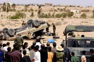 Νέο πλήγμα στις δυνάμεις του Καντάφι