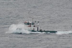 Φορτηγό πλοίο με σημαία Τουρκίας πλέει ακυβέρνητο νότια της Μήλου