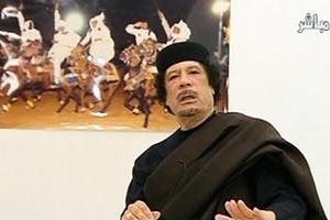 Ο Καντάφι έχει περικυκλωθεί σε ακτίνα 60 χιλιομέτρων