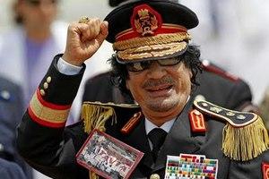 Εκδόθηκε ένταλμα σύλληψης για τον Καντάφι