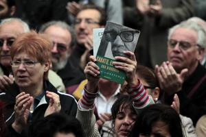 Η Αργεντινή αποχαιρέτησε τον Ερνέστο Σαμπάτο