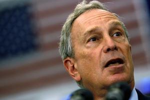 Ξανά στην ηγεσία του Bloomberg ο Μάικλ Μπλούμπεργκ