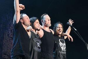 Δωρεά ύψους 250.000 ευρώ από τους Metallica σε ογκολογικό παιδικό νοσοκομείο