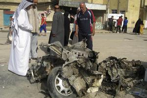 Εξερράγη βόμβα έξω από τη βρετανική πρεσβεία στο Μπαχρέιν