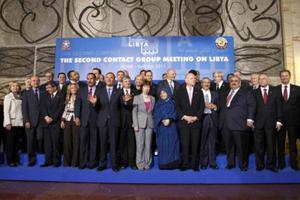 Άρχισε η σύνοδος της Ομάδας Επαφής για τη Λιβύη