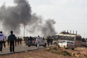 Το ΝΑΤΟ παραδέχτηκε επιδρομή σε περιοχή της Λιβύης