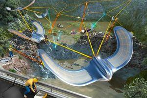Ιπτάμενες ρομποτικές κατασκευές